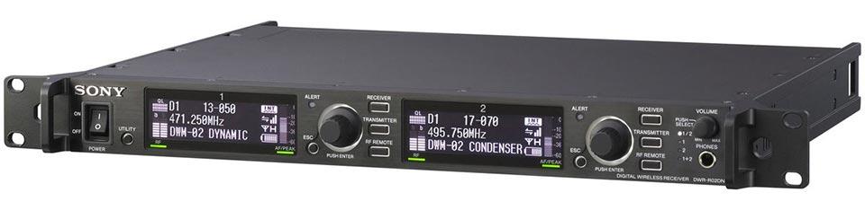 DWR-R02D-N Digital Wireless Receiver