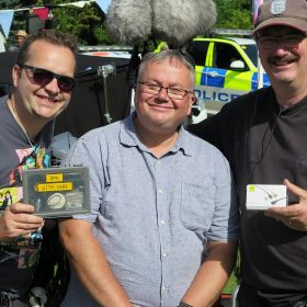 Midsomer Murders Sound Team - Adam Johnston, Jonathan Wyatt, Liam Ryan