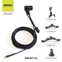 DPA d:dicate™ IMK4011G Instrument Mic Kits