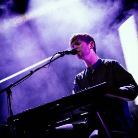 James Blake, DPA d:facto™ and Meris Mercury7 Reverb