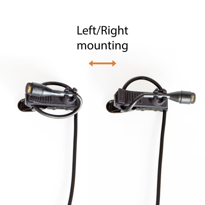 DPA SCM0013-B Left/Right Mounting