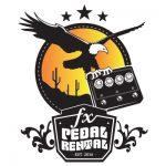 FX Pedal Rental