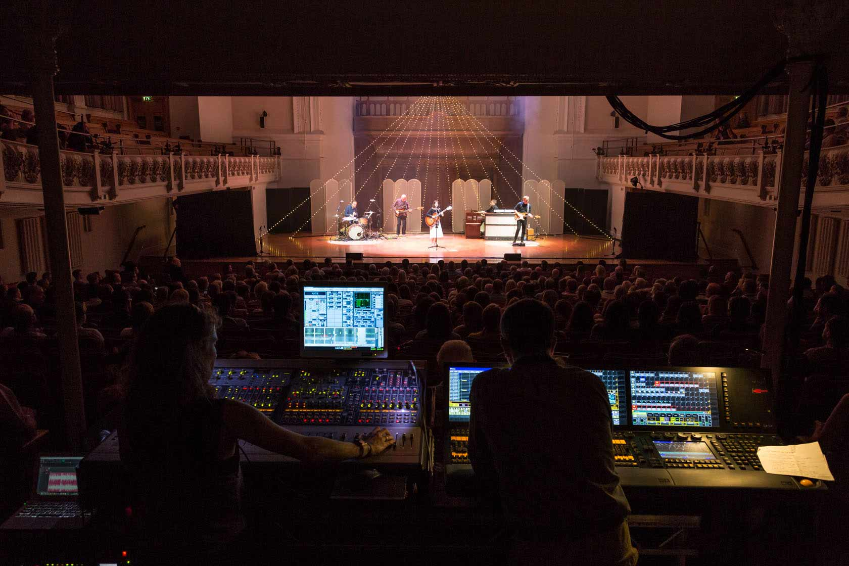 Katie Melua at Cadogan Hall with Bryony October FOH | Sound Network