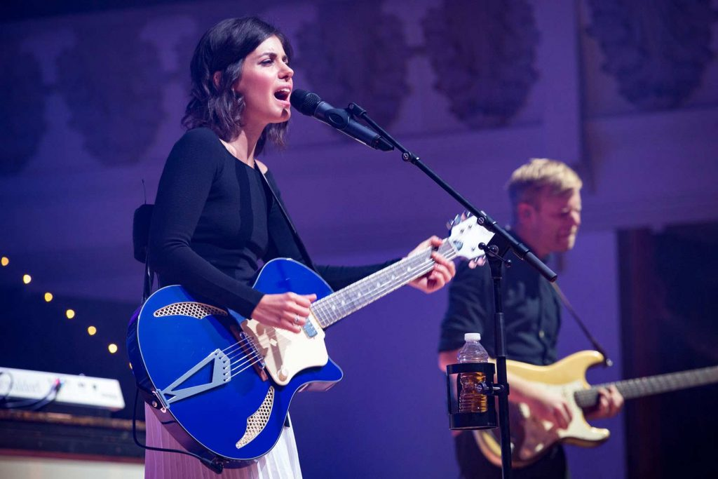 Katie Melua at Cadogan Hall 2017