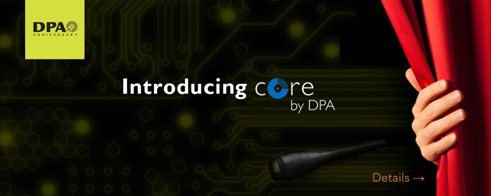 Introducing DPA CORE Technology
