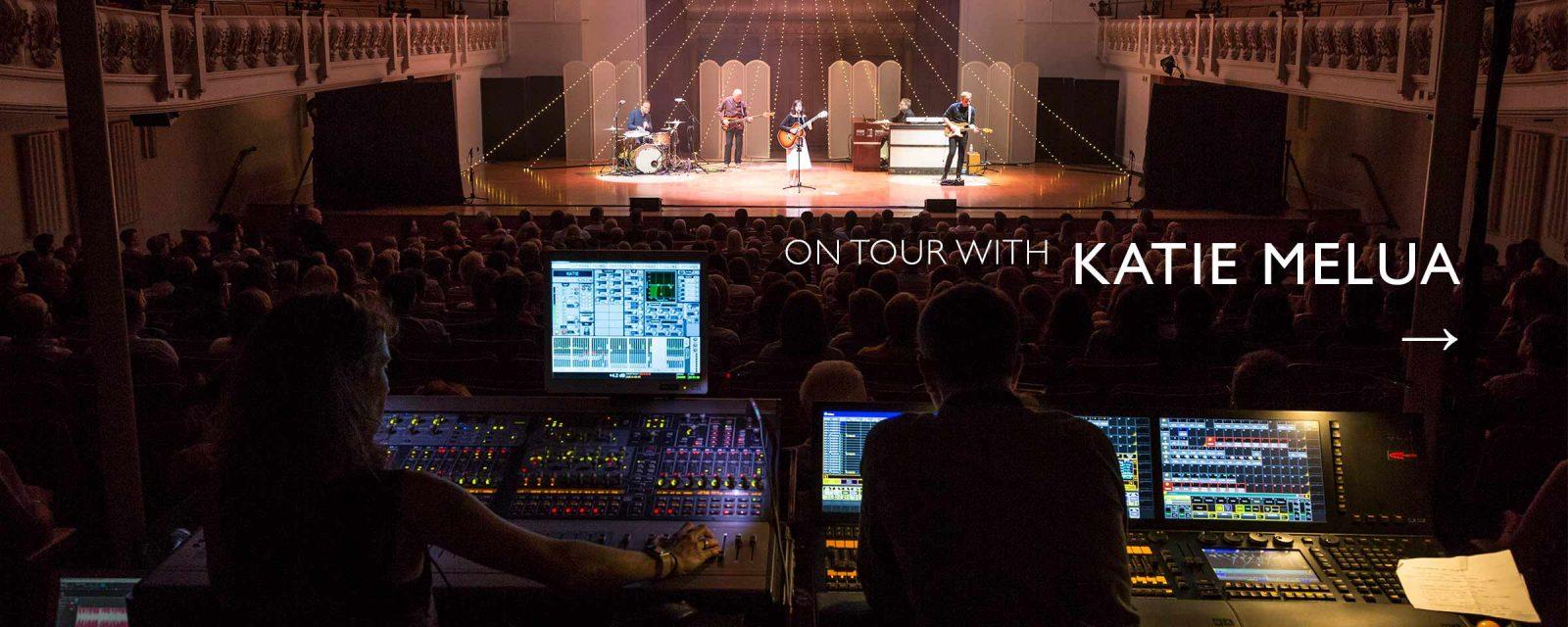 Katie Melua Bryony October DPA Microphones