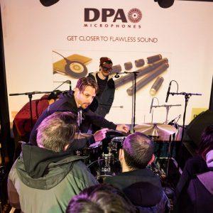 DPA Microphones workshop at Scala London